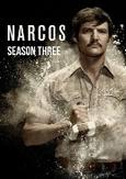 Narcos - Seizoen 3, (Blu-Ray)