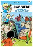 JOMMEKE 291. PAMPA EN DE BLAUWE DUIF