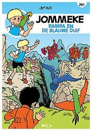 JOMMEKE 291. PAMPA EN DE BLAUWE DUIF JOMMEKE, Nys, Jef, Paperback
