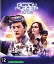 READY PLAYER ONE BILINGUAL /BY: STEVEN SPIELBERG /CAST: TYE SHERIDAN Cline, Ernest, Blu-Ray