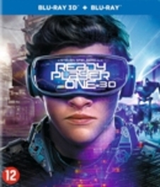 READY PLAYER ONE -3D- MOVIE, Blu-Ray