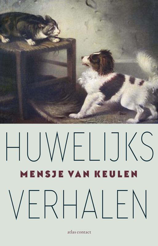 Huwelijksverhalen Van Keulen, Mensje, Hardcover