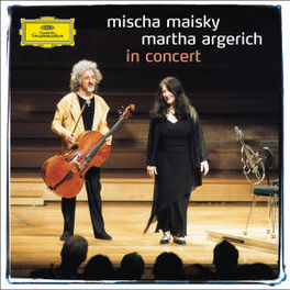 IN CONCERT W/MAISKY/WORKS BY PROKOFIEV, STRAVINSKY, SHOSTAKOVICH Audio CD, MARTHA ARGERICH, CD