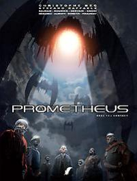 Prometheus - D13 Contact De meester inquisiteurs, Bec, Christophe, Paperback