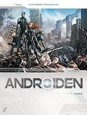 Androiden - D3 Invasie