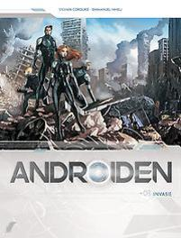 Androiden - D3 Invasie Kinderen van de wind, Peru, Hardcover