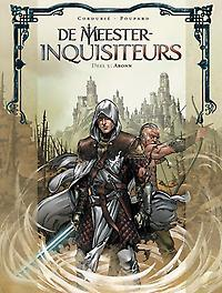 Meester Inquisiteurs - D5 Aronn De meester inquisiteurs, Hardcover