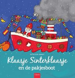 Klaasje Sinterklaasje en de...