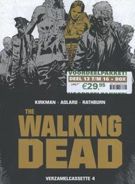 The Walking Dead SC cassette 4 Inclusief softcover 13 tm 16, Charlie Adlard, Hardcover