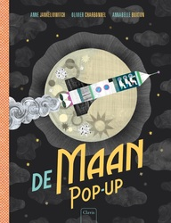 De maan Pop-up