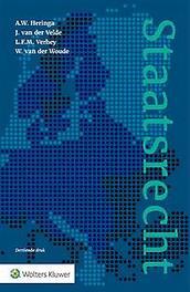 Staatsrecht. Heringa, A.W., Paperback