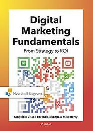 Digital marketing fundamentals Visser, Marjolein, Ebook