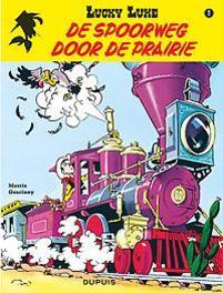LUCKY LUKE 09. SPOORWEG DOOR DE PRAIRIE LUCKY LUKE, Goscinny, René, Paperback