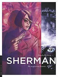 SHERMAN 08. DE WEGEN VAN JEANNIE 1969 SHERMAN, Desberg, Stephen, Paperback