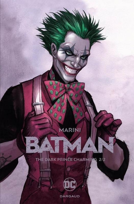 BATMAN 02. THE DARK PRINCE CHARMING DEEL 2/2 BATMAN, Marini, Paperback