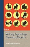 Writing Psychology Research...