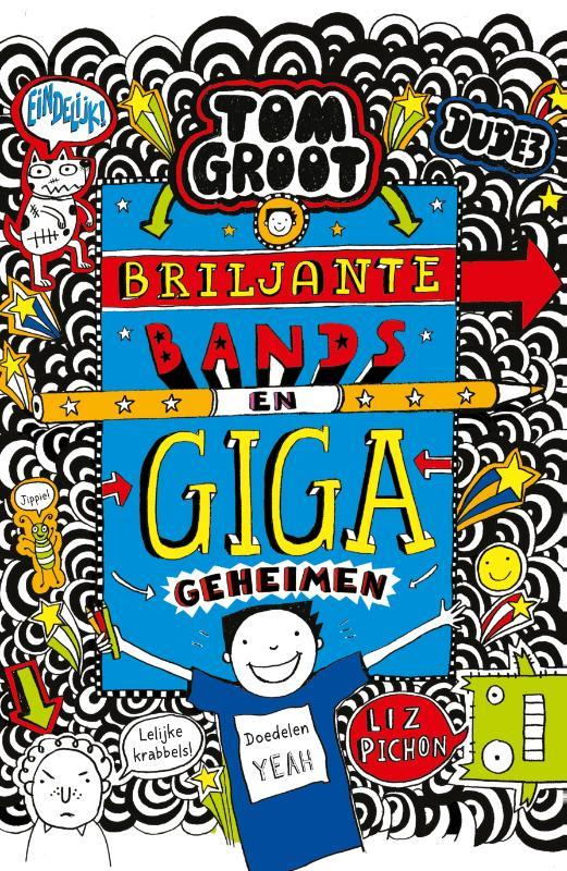 Briljante bands en giga geheimen Pichon, Liz, Hardcover
