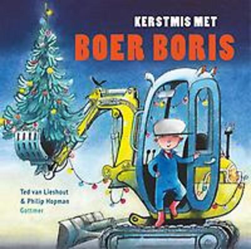 Kerstmis met Boer Boris Van Lieshout, Ted, Hardcover
