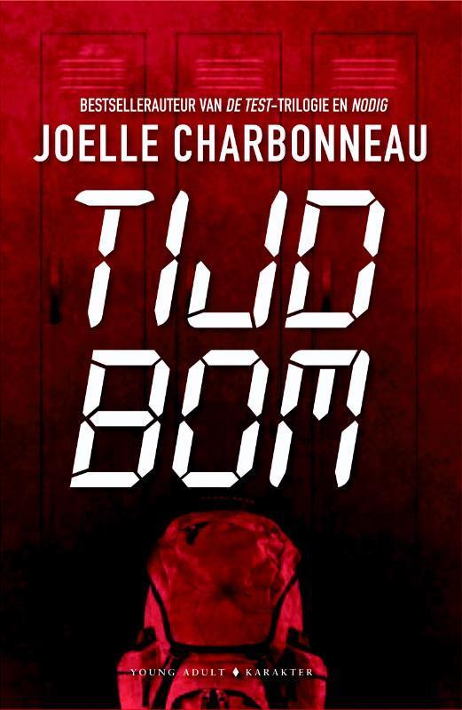 Tijdbom Joelle Charbonneau, Paperback