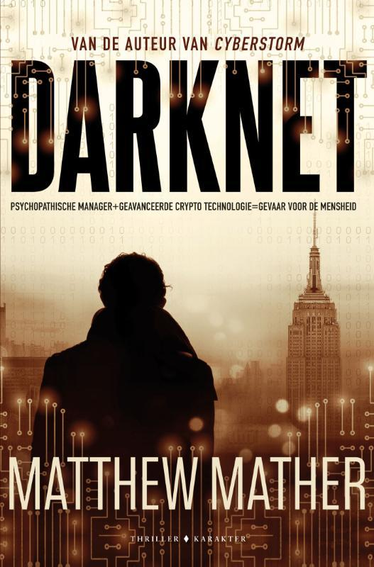Darknet Matthew Mather, Paperback