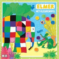 Elmer bordspel - Help Elmer...