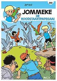 JOMMEKE 292. DE ROODSTAARTPAPEGAAI JOMMEKE, Wouters, Edwin, Paperback