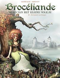 Broceliande : het kasteel van Comper het kasteel van Comper, Betbeder, Stéphane, Paperback