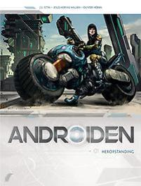 ANDROIDEN HC01. HEROPSTANDING 1/4 ANDROIDEN, Istin, Jean-Luc, Hardcover