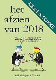 Het afzien van 2018 Fokke & Sukke, Van Tol, Jean-Marc, Paperback