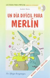 UN DIA DIFICIL P. MERLIN  VOL. (Easy Reader Spaanstalig), Paperback