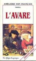 L'AVARE  (Easy reader...