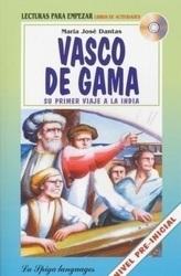 VASCO DE GAMA  VOLUME (Easy Reader Spaanstalig), Paperback