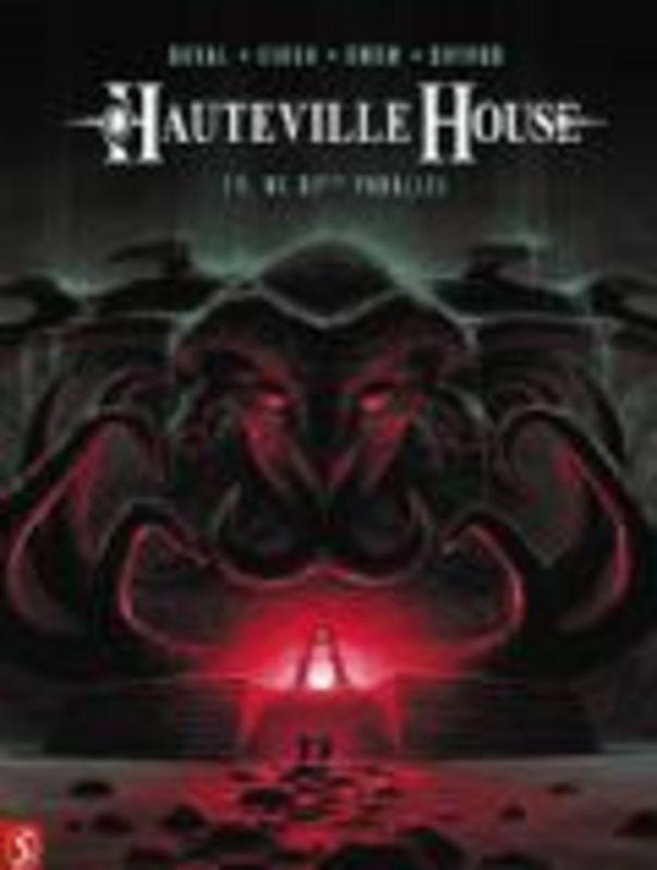 Hauteville House 14 De 37ste parallel (Duval, Gioux, Emem, Sayago) Hardcover Hauteville House, Duval, Fred, BKST