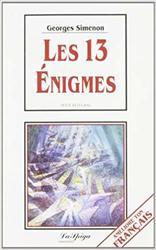LES 13 ENIGMES (Easy reader...