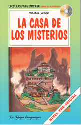LA CASA DE LOS MISTERIOS...