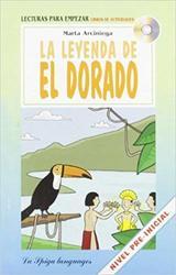 LA LEYENDA DE EL DORADO...