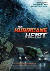 Hurricane heist, (DVD)