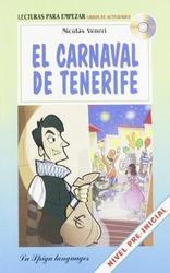 EL CARNEVAL DE TENERIFE VOLUME (Easy Reader Spaanstalig), Paperback