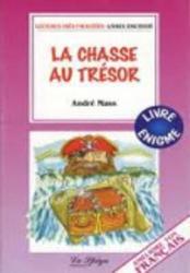 LA CHASSE AU TRESOR (Easy reader Franstalig), Paperback