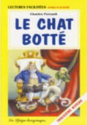 LE CHAT BOTTE' (Easy reader...