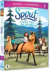 Spirit riding free -...
