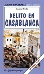 DELITO EN CASABLANCA (Easy Reader Spaanstalig), Paperback