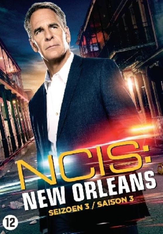 NCIS New orleans - Seizoen 3 , (DVD) Glasberg, Gary, DVDNL