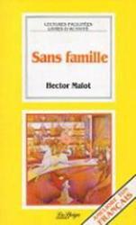 SANS FAMILLE (Easy reader Franstalig), Paperback
