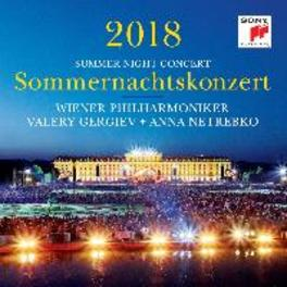 SOMMERNACHTSKONZERT 2018 VALERY GERGIEV / SUMMER NIGHT CONCERT 2018 Wiener Philharmoniker, CD