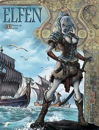 Elfen - D15 Zwart als bloed Elfen, Hadrien, Marc, Paperback