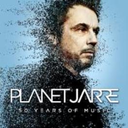 PLANET JARRE Jean-Michel Jarre, CD