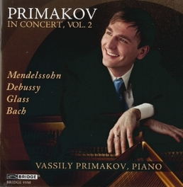 IN CONCERT VOL.2 VASSILY PRIMAKOV, CD