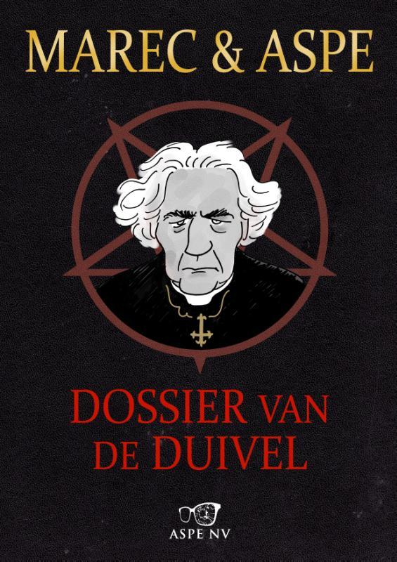 Dossier van de duivel gebaseerd op een officieel rapport : Brugge, 8 september 1890, Marec & Aspe, Paperback