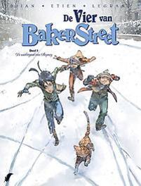 De vier van Baker street : de nachtegaal van Stepney de nachtegaal van Stepney, Legrand, Olivier, Hardcover